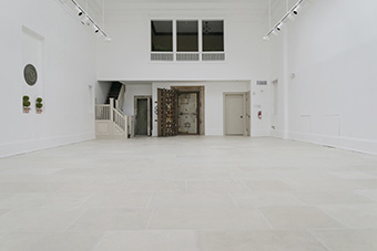 The Left Bank Gallery Open Space